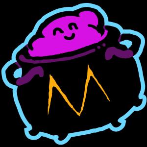 Mind Cauldron Logo - Colour